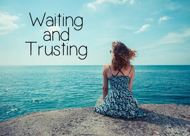 耐心等待時機