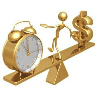 時間比錢更重要